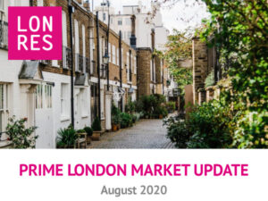Prime London Market Update – August 2020